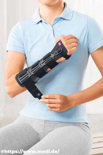 Orthese Unterarm